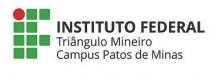 logomarca do instituto federal do triangulo mineiro, campus patos de minas
