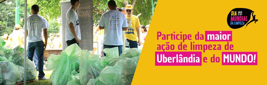Dia Mundial da Limpeza - 21 de Setembro de 2019