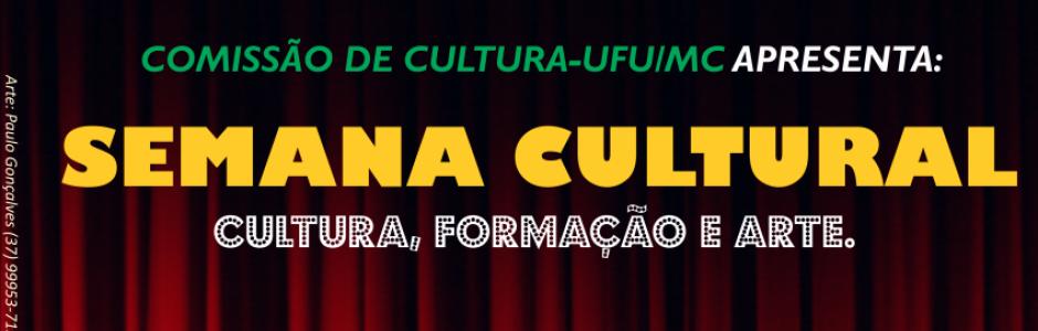 semana cultural monte carmelo 2018