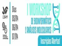 I Workshop de Bioinformática e Análises Moleculares - UFU Patos de Minas