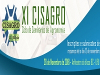 Banner de divulgação do XI CISAGRO