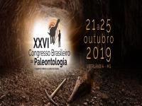 Logomarca CBPaleo 2019