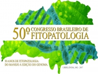 50º Congresso Brasileiro de Fitopatologia