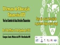 II Semana de Educação Financeira UFU