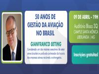 50 anos gestão da aviação no brasil