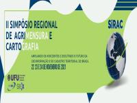 II Simpósio Regional de Agrimensura e Cartografia - SiRAC